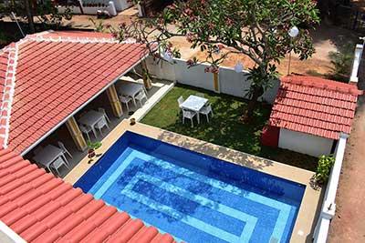 Boutique Resort in North Goa